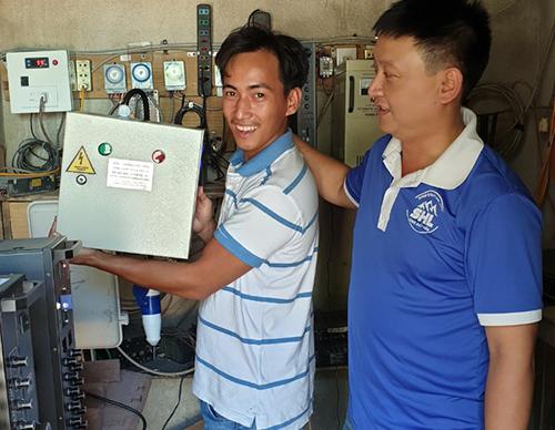 Công trình thi công nhà nuôi yến Định Quán, Đồng Nai