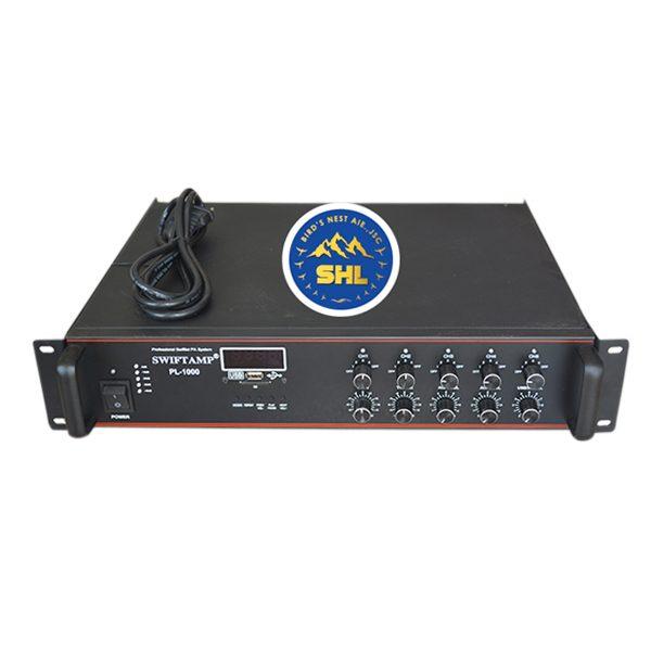 Amply Nhà Yến PL-1000 | 5 Kênh 750Watt | Vùng Đất Yến SHL